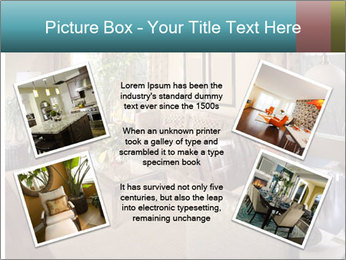Beautiful interior PowerPoint Template - Slide 24