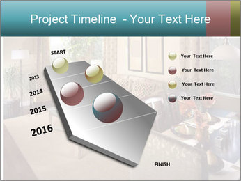 Beautiful interior PowerPoint Template - Slide 26
