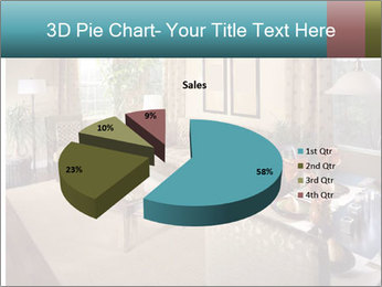 Beautiful interior PowerPoint Template - Slide 35