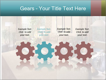 Beautiful interior PowerPoint Template - Slide 48