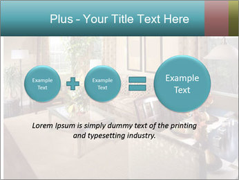 Beautiful interior PowerPoint Template - Slide 75
