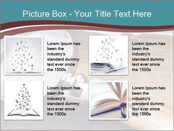 Wisdom and knowledge PowerPoint Template - Slide 14