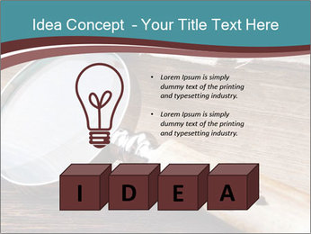 Wisdom and knowledge PowerPoint Template - Slide 80