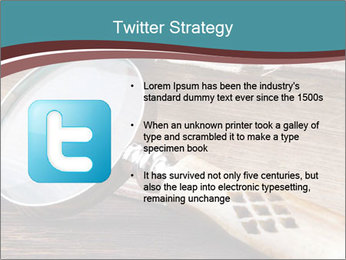 Wisdom and knowledge PowerPoint Template - Slide 9
