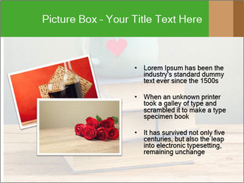 The cup is on the books PowerPoint Template - Slide 20