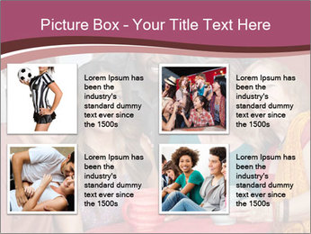 Happy friends PowerPoint Templates - Slide 14