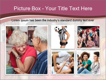 Happy friends PowerPoint Templates - Slide 19