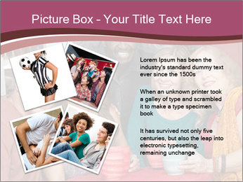 Happy friends PowerPoint Templates - Slide 23