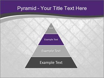 Metal grid PowerPoint Template - Slide 30