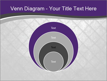 Metal grid PowerPoint Template - Slide 34