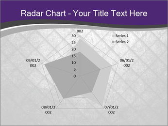 Metal grid PowerPoint Template - Slide 51