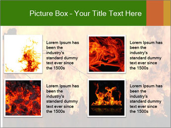 Fire PowerPoint Templates - Slide 14