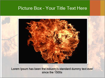 Fire PowerPoint Templates - Slide 16
