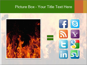 Fire PowerPoint Templates - Slide 21