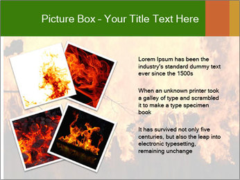 Fire PowerPoint Templates - Slide 23