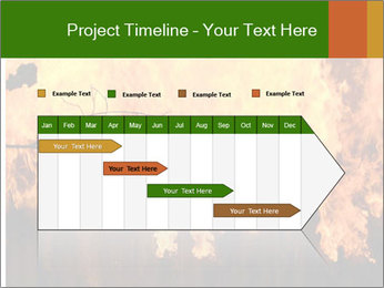 Fire PowerPoint Templates - Slide 25