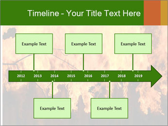 Fire PowerPoint Templates - Slide 28