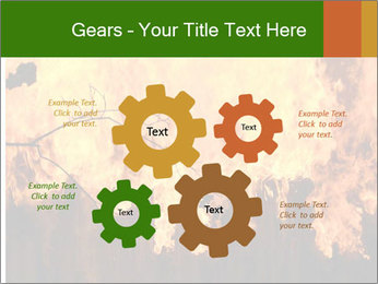 Fire PowerPoint Templates - Slide 47