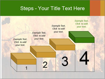 Fire PowerPoint Templates - Slide 64