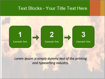 Fire PowerPoint Templates - Slide 71