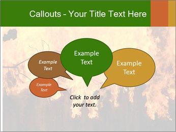 Fire PowerPoint Templates - Slide 73