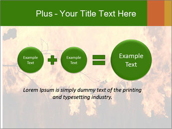 Fire PowerPoint Templates - Slide 75