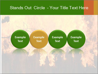 Fire PowerPoint Templates - Slide 76