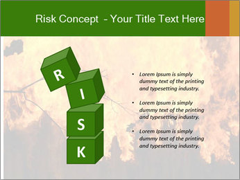 Fire PowerPoint Templates - Slide 81