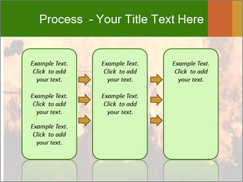 Fire PowerPoint Templates - Slide 86