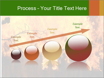 Fire PowerPoint Templates - Slide 87