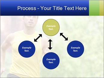 The guy runs PowerPoint Template - Slide 91