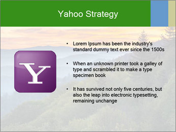 Mountain view PowerPoint Template - Slide 11