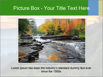 Mountain view PowerPoint Template - Slide 15