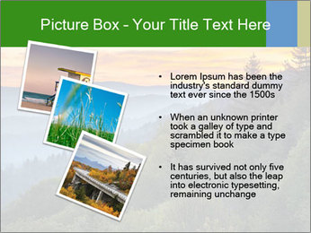 Mountain view PowerPoint Template - Slide 17