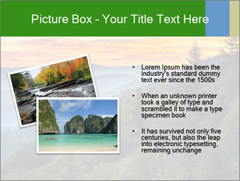 Mountain view PowerPoint Template - Slide 20