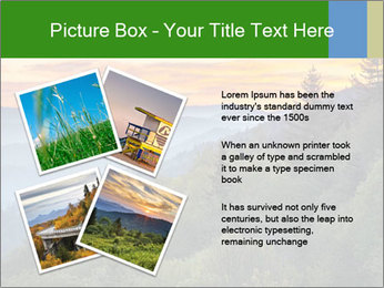 Mountain view PowerPoint Template - Slide 23
