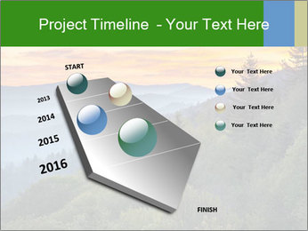 Mountain view PowerPoint Template - Slide 26