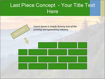 Mountain view PowerPoint Template - Slide 46