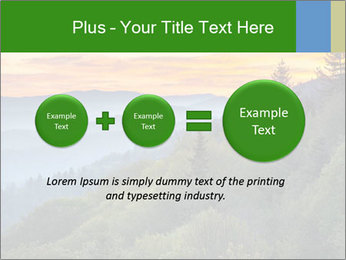 Mountain view PowerPoint Template - Slide 75
