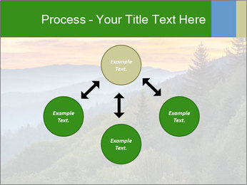 Mountain view PowerPoint Template - Slide 91