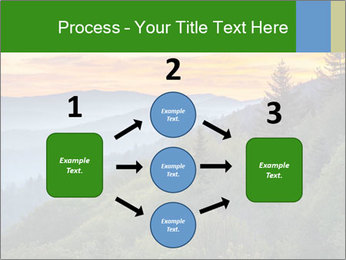 Mountain view PowerPoint Template - Slide 92