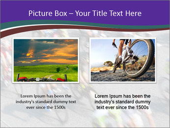 Cyclists PowerPoint Templates - Slide 18