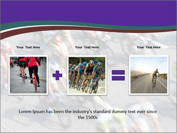 Cyclists PowerPoint Templates - Slide 22