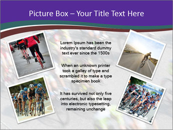 Cyclists PowerPoint Templates - Slide 24