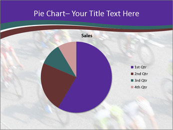 Cyclists PowerPoint Templates - Slide 36