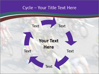 Cyclists PowerPoint Templates - Slide 62