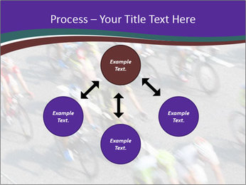 Cyclists PowerPoint Templates - Slide 91