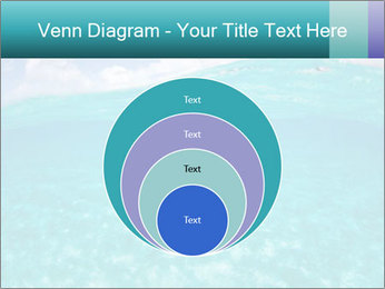 Crystal clear sea PowerPoint Template - Slide 34