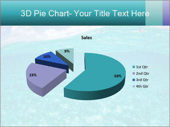 Crystal clear sea PowerPoint Template - Slide 35