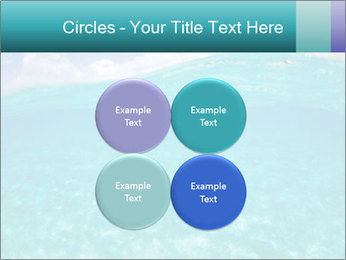 Crystal clear sea PowerPoint Template - Slide 38